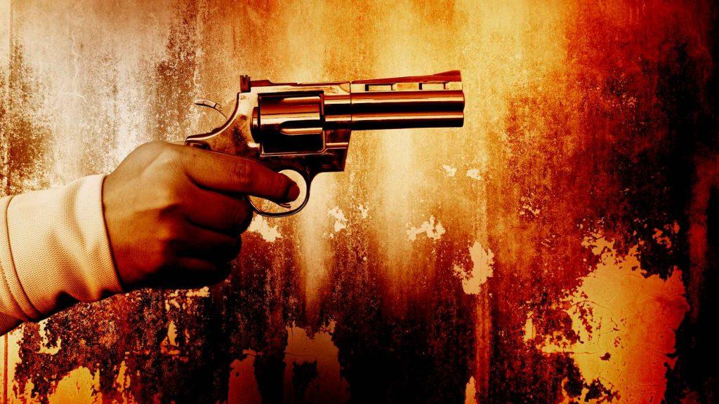 killer's gun